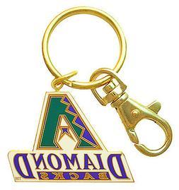 Arizona Diamondbacks MLB Logo Key Chain