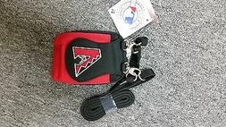 Arizona Diamondbacks MLB Purse Plus Phone ID Case Wallet Cha