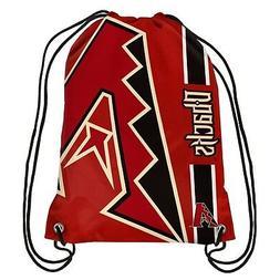 Arizona Diamondbacks MLB Side Stripe Big Logo Drawstring Bac