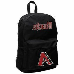 Arizona Diamondbacks MLB Sprinter Black Backpack School Book