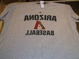 Arizona Diamondbacks  MLB  Team apparel shirt by Majestic XX