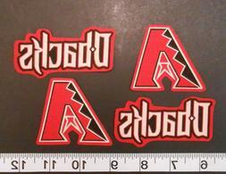Arizona Diamondbacks MLB Team Fabric Iron On Applique Patch