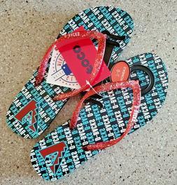 Arizona Diamondbacks MLB Womens Sandals - Size 7 - 8  NWT