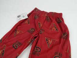 arizona diamondbacks pajama pants toddler size 2t