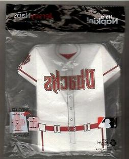 Arizona Diamondbacks Party Napkins Jersey Shaped JerseyNaps