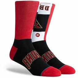 Arizona Diamondbacks Stance Pop Fly Logo Crew Socks