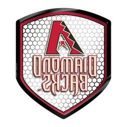 Arizona Diamondbacks Reflector Decal MLB Auto Shield Team Bi