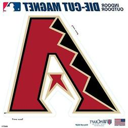 "Arizona Diamondbacks SD 6"" Logo MAGNET Die Cut Auto Home Hea"