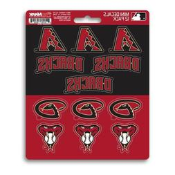 Arizona Diamondbacks - Set Of 12 Sticker Sheet
