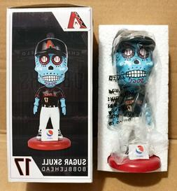 ARIZONA DIAMONDBACKS Sugar Skull Day of the Dead Bobblehead