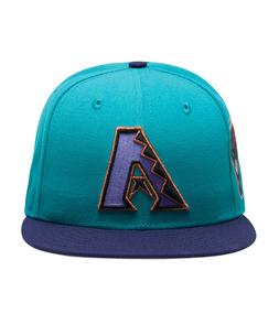 Arizona Diamondbacks Teal 5950 New Era Fitted MLB Retro Vint