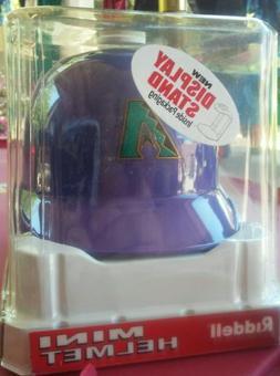 ARIZONA DIAMONDBACKS  --- Riddell Mini Helmet --- Brand New