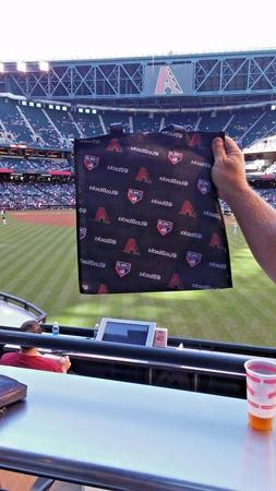 Arizona Diamondbacks Tote bag. Official MLB Merchandise