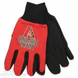 arizona diamondbacks two tone pair grip gloves