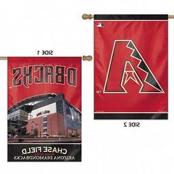 Arizona Diamondbacks WC Premium 2-sided 28x40 Banner Outdoor