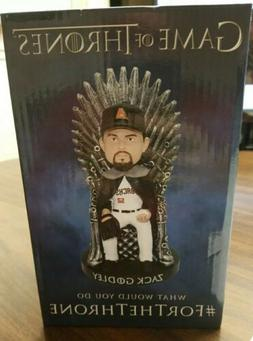 Arizona Diamondbacks Zack Godley Game of Thrones SGA Bobbleh