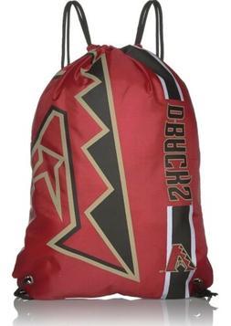Brand New Arizona Diamondbacks Drawstring Backpack Bag Sack