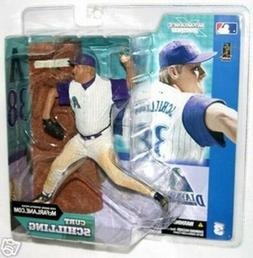 Curt Schilling Arizona Diamondbacks McFarlane action figure