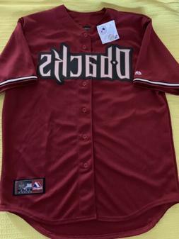 Diamondbacks Paul Goldschmidt MLB Jersey #44 Mens Large NEW