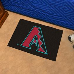 "Fan Mats Arizona Diamondbacks Starter Rug, 20"" x 30"""