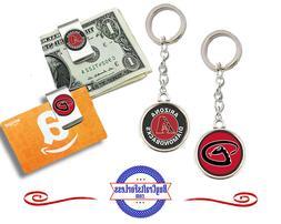 FREE DESIGN > ARIZONA DIAMONDBACKS - Money/Gift Card Clip or
