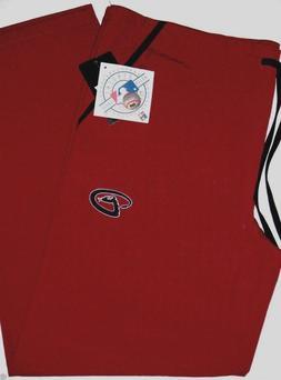 genuine merchandise mlb arizona diamondbacks scrub pants