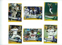 Gold Base Parallel 2019 Topps Big League Complete Your Set Y