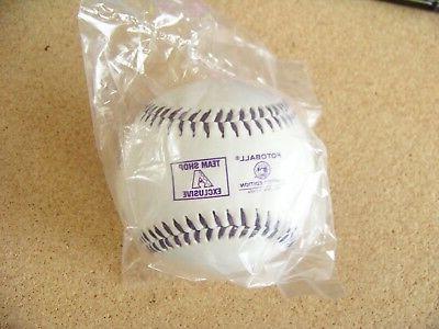 1998 Rockies Inaugural baseball ball
