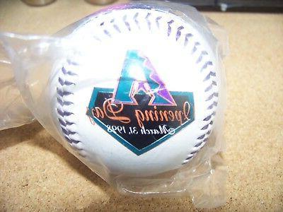 1998 Arizona Rockies ball