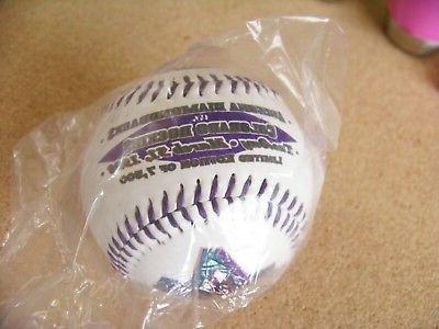 1998 Diamondbacks Colorado Rockies ball