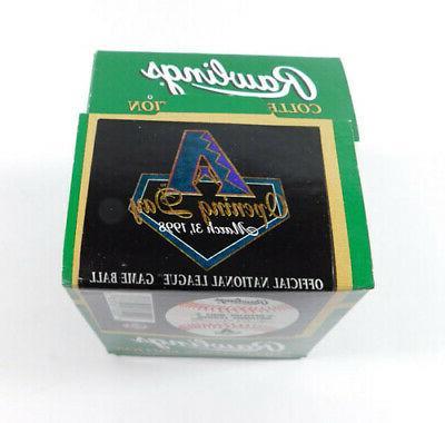 1998 Arizona Opening Baseball Sealed Box