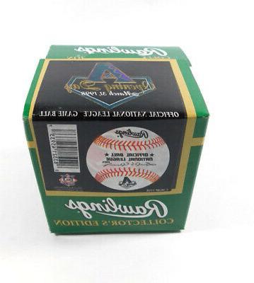 1998 arizona diamondbacks opening day baseball in