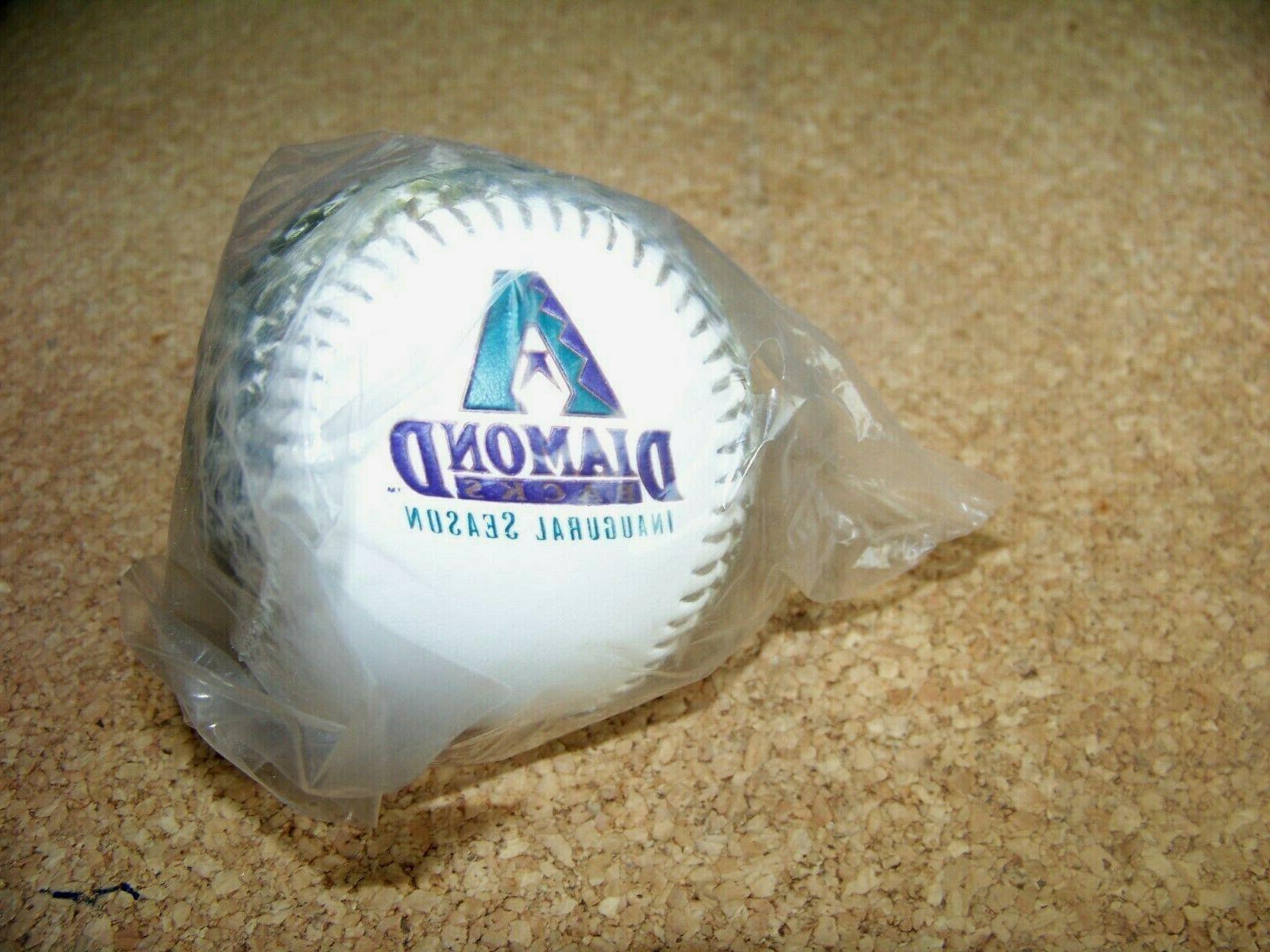 1998 Diamondbacks baseball ball design MLB