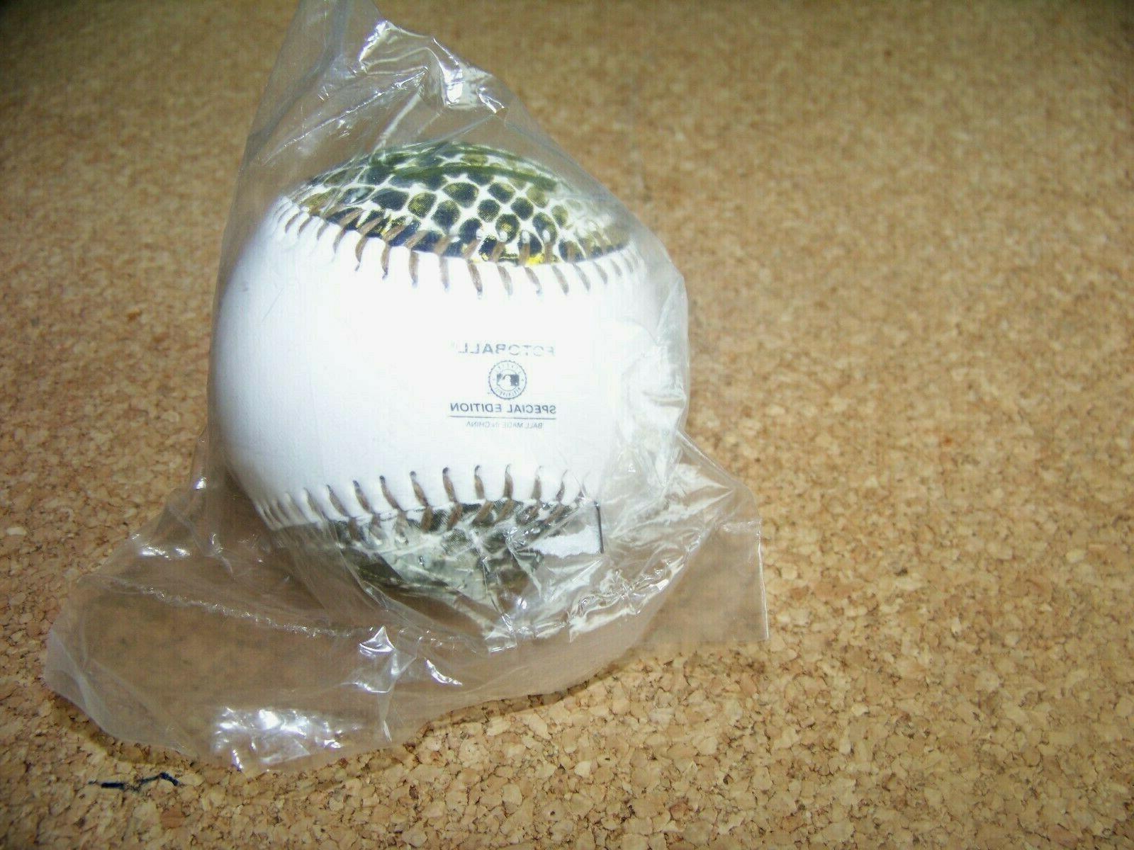 1998 Inaugural Diamondbacks baseball ball