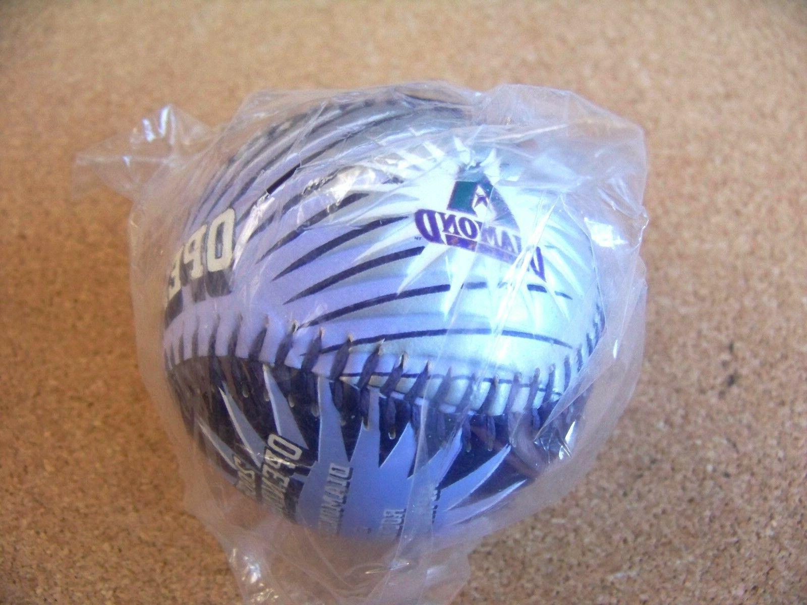 2006 Colorado Rockies ball