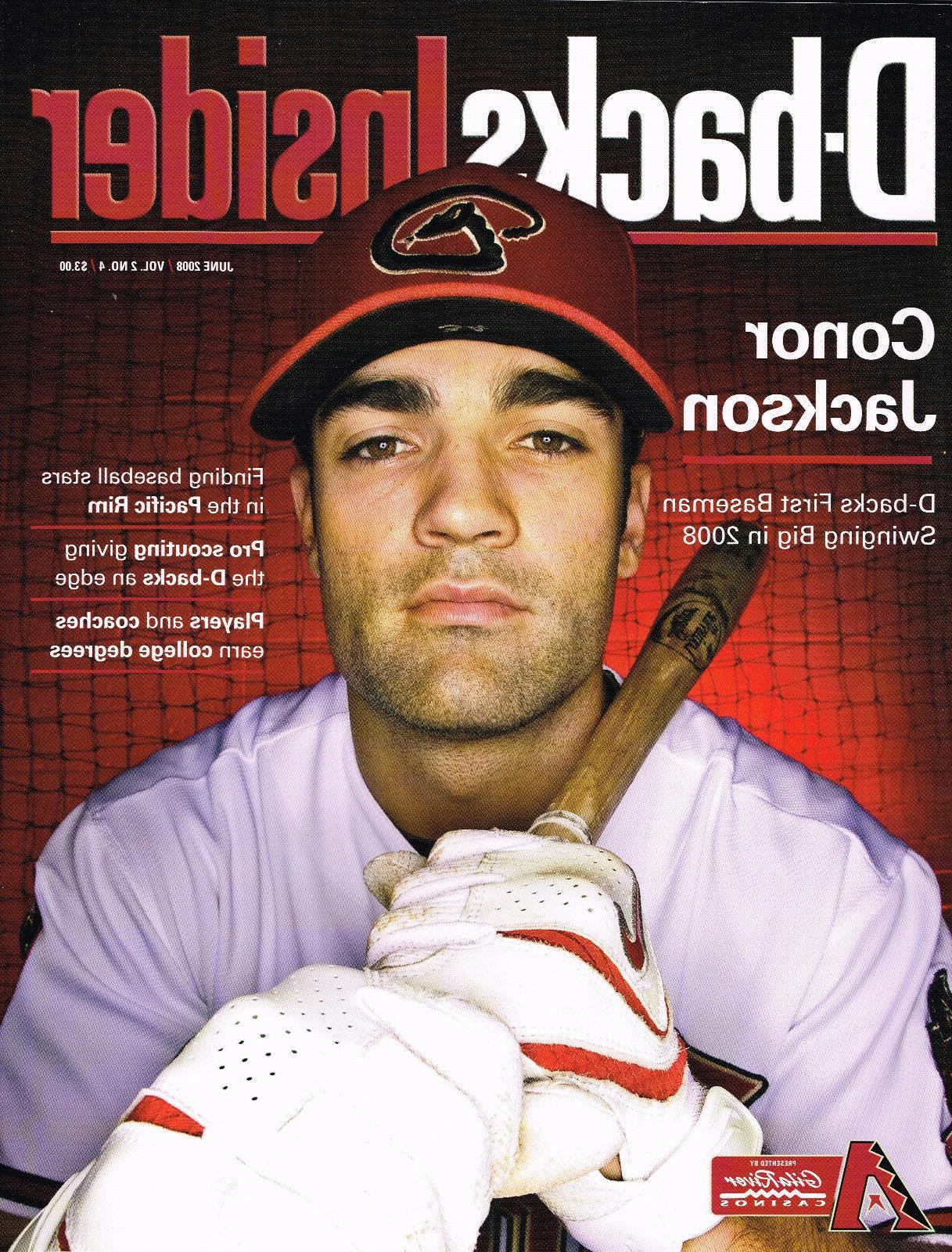 2008 Magazine Dbacks - Your