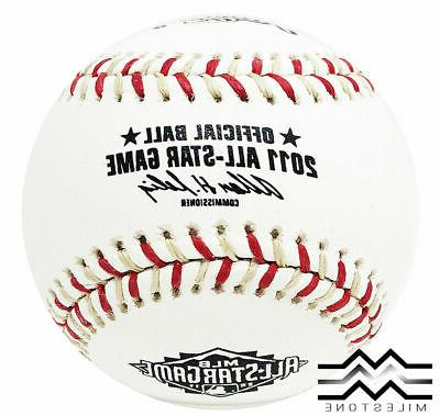 2011 all star official mlb game baseball