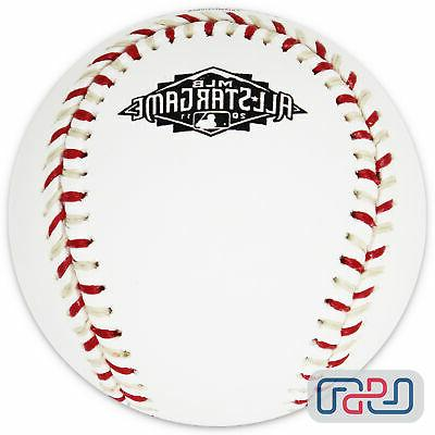 2011 mlb all star official game baseball