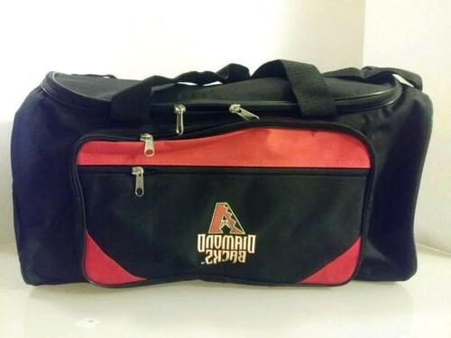 4716 arizona diamondbacks mlb duffle gym bag