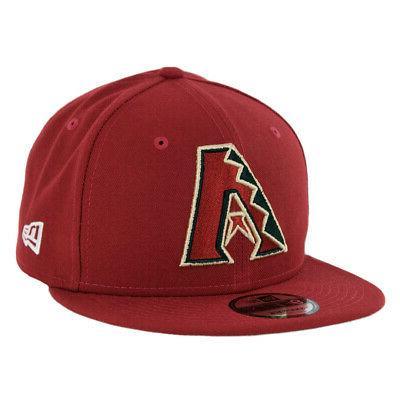 9fifty arizona diamondbacks baycik snapback hat brick