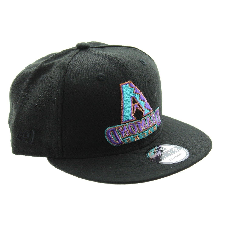 9fifty mlb baseball arizona diamondbacks snapback adjustable