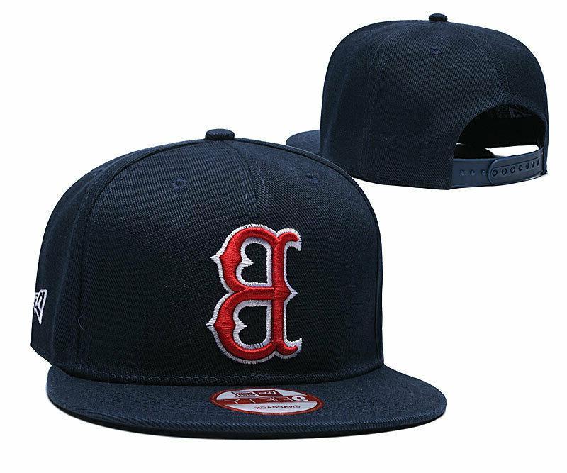 Embroidered Cap Adjustable MLB Logo Hats