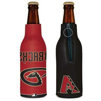 arizona diamondbacks 12oz two sided bottle cooler