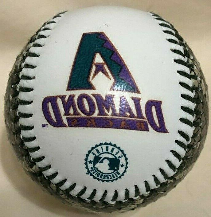 Arizona Season Snakeskin Baseball - NEW MLB