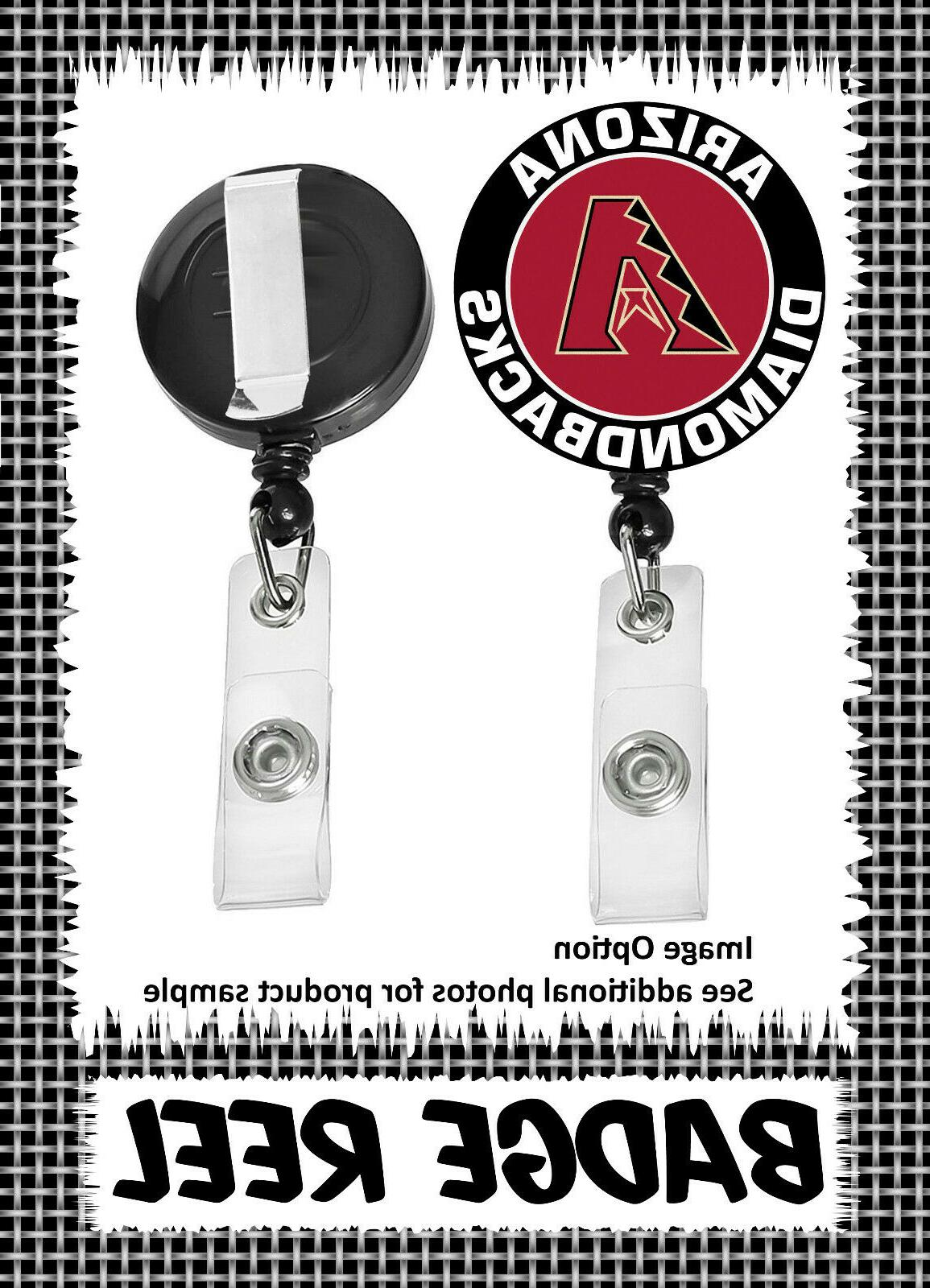 arizona diamondbacks badge reel choose from 12