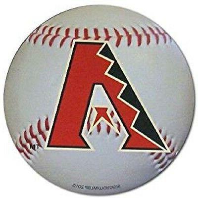 arizona diamondbacks baseball magnet 3 inches new