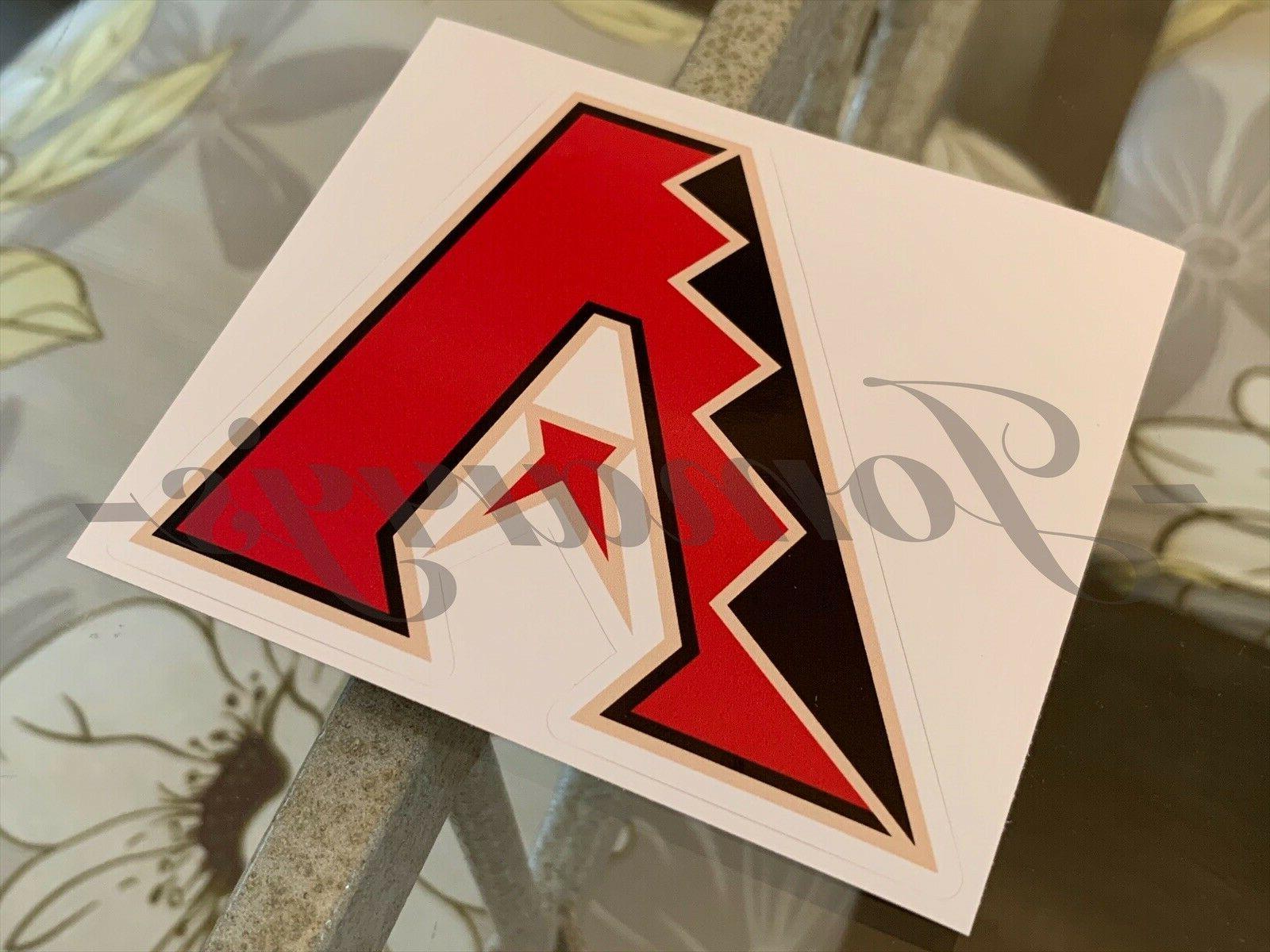 Arizona Diamondbacks Logo MLB Sticker