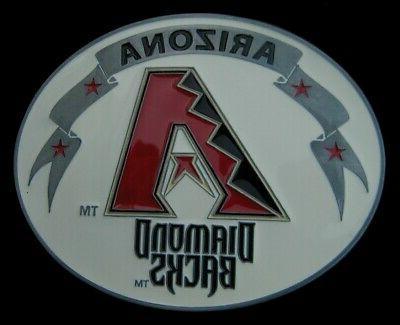 arizona diamondbacks belt buckle 2011 style new