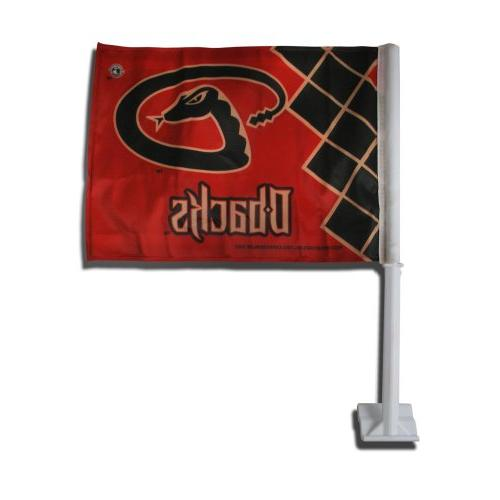 arizona diamondbacks car flag