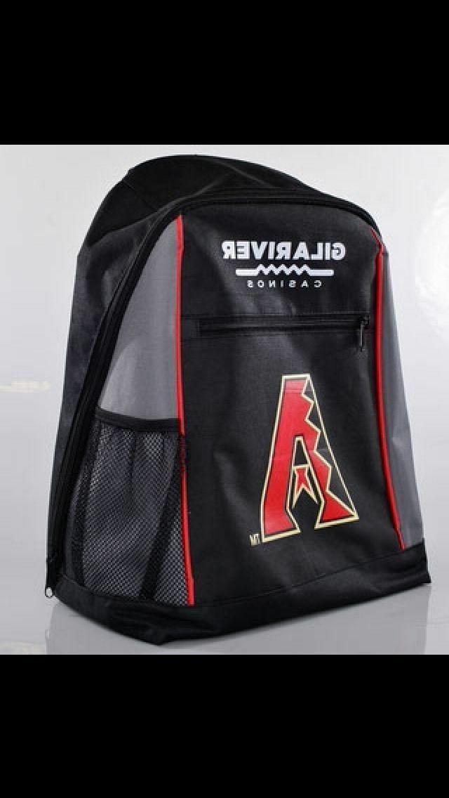arizona diamondbacks d backs backpack book school